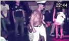 Show de striptease Homme et Femme